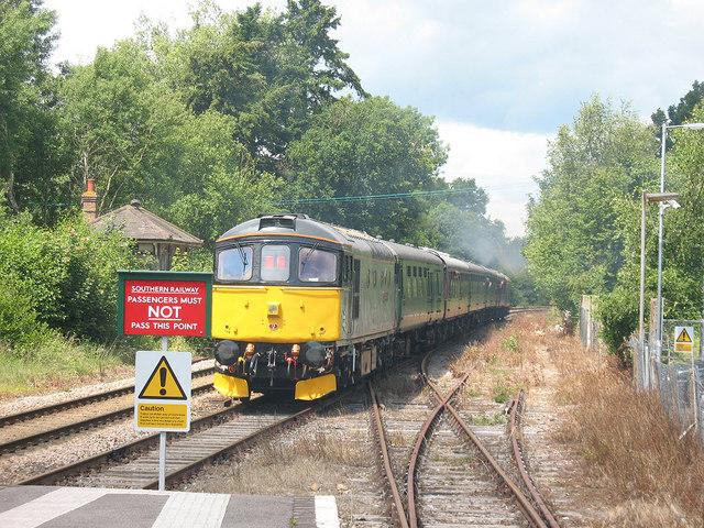Diesel haulage from Eridge