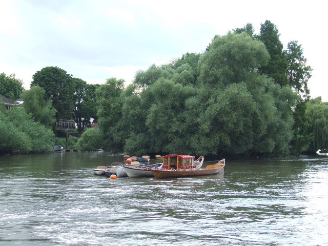 On the Thames at Richmond