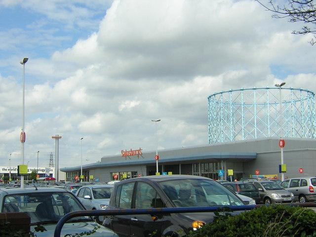Sainsbury's, Purley Way, Croydon