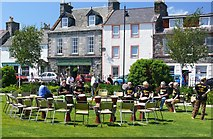 NX4355 : Stranraer African Drumming Group by Andy Farrington