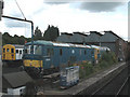 TQ5738 : Tunbridge Wells railway depot by Stephen Craven