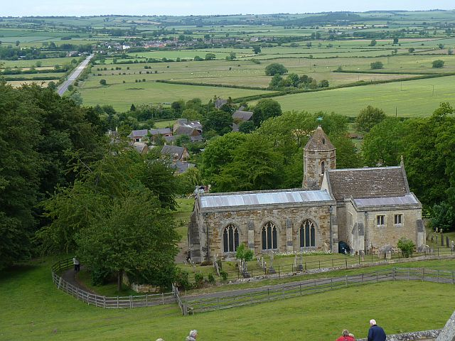 St Leonard's Church, Rockingham © Richard Green :: Geograph