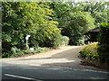 TQ4499 : Footpath entrance by Roger Jones
