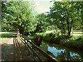 SP2755 : River Dene, Wellesbourne by Derek Harper