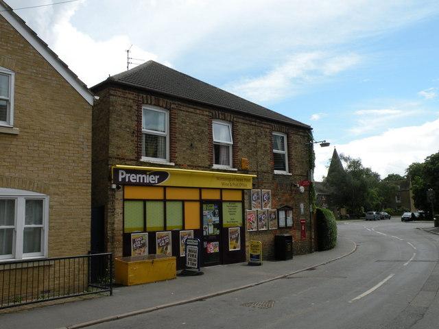 Wimblington News, Food, Wine & Post Office