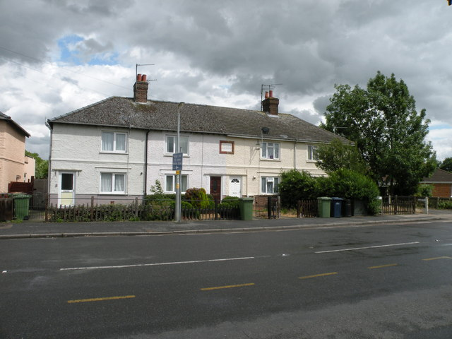 NWRDC Council Houses, March Road