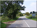 TM4563 : Lover's Lane, Leiston and the footpath to Carr Avenue by Adrian Cable