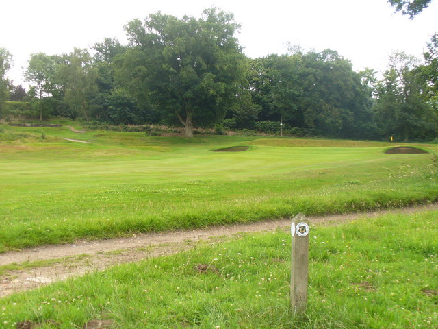 Golf Course - Reigate Heath