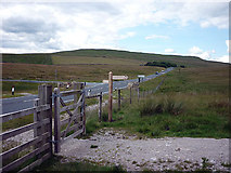 SD7983 : The Pennine Bridleway at Newby Head Gate by Karl and Ali