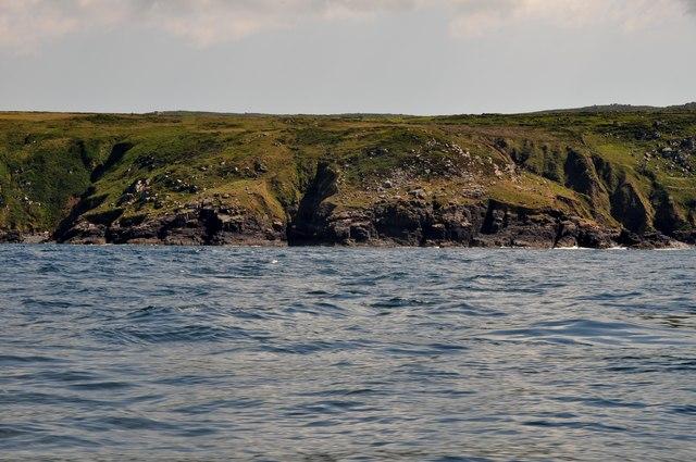 Penwith : Cornish Coastline