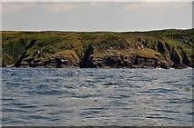 SW4941 : Penwith : Cornish Coastline by Lewis Clarke