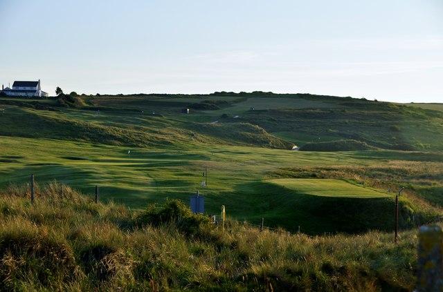 Penwith : West Cornwall Golf Club