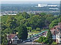 ST3087 : Belle Vue park, Newport by Robin Drayton