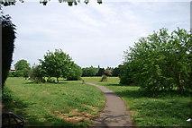 TQ2572 : Durnsford Rd Recreation Ground by N Chadwick