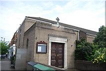 TQ2572 : Catholic Church of Christ the King by N Chadwick