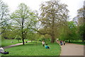 TQ2979 : Green Park by N Chadwick