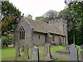 SO2960 : St Michael, Knill by Philip Pankhurst