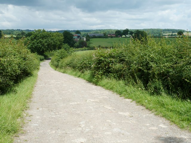 Sussex Ouse Valley Way north to Sidnye Farm
