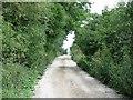SK9862 : Ermine Street towards RAF Waddington by J.Hannan-Briggs