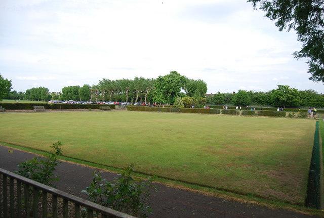 Bowling green, Wimbledon Park