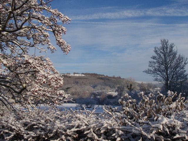 "View of Caldbeck ""hills"""