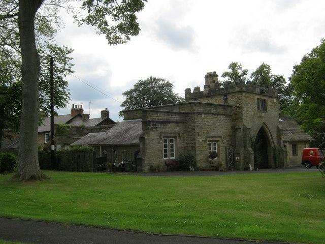 The Gatehouse at Sherburn Hospital