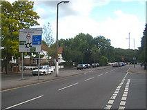 TQ1070 : Vicarage Road Sunbury by Rod Allday