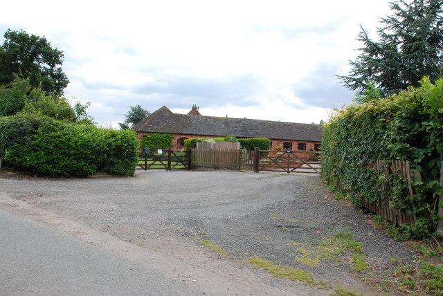 Barn Conversions, Rileyhill Farm, Shaw Lane