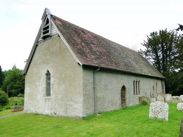 All Saints, Kinsham