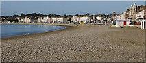 SY6878 : Weymouth Bay by sue hogben