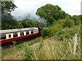 TL1497 : Steam train on Nene Valley Railway by Richard Humphrey