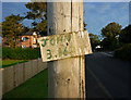 J5182 : Religious message, Bangor by Rossographer