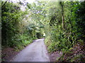 TM4366 : Church Road & The entrance Village Green by Adrian Cable