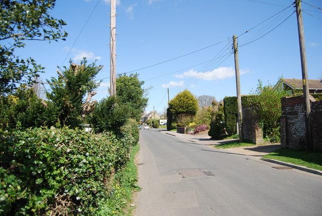 Chapel Lane, Westfield