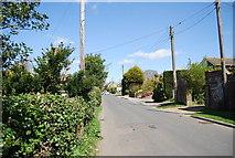 TQ8115 : Chapel Lane, Westfield by N Chadwick
