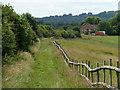 TQ0422 : Bridleway 773 towards Furnacepond Cottages by Robin Webster