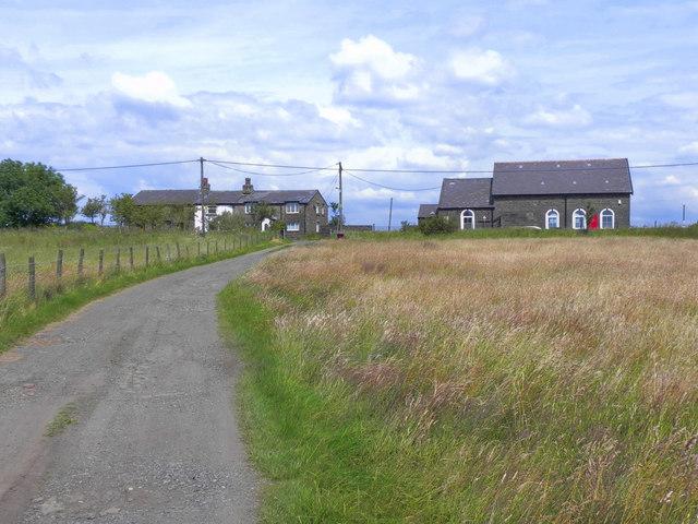 Slack Lane, Affetside