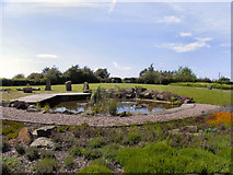 SD7513 : Affetside Millennium Green by David Dixon