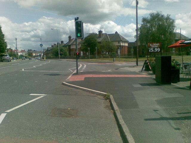Christleton Road, Chester