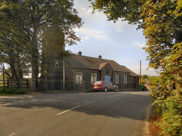 St Mary's Mission Church, Grimehills