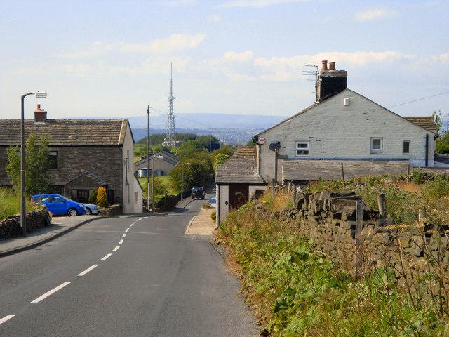 Roman Road, Blacksnape