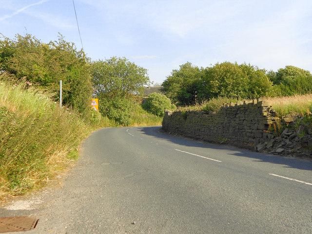 Blackburn Road