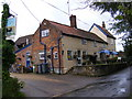TM4566 : Eels Foot Public House, Eastbridge by Adrian Cable