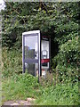 TM4566 : Telephone Box on the U2831 by Adrian Cable