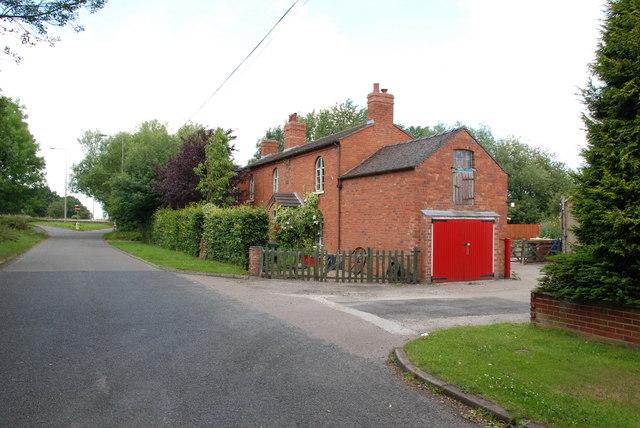 Houses at Dunstall