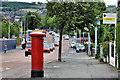 J3673 : Pillar box, Belfast by Albert Bridge