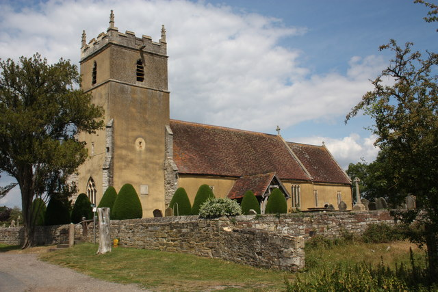 St Michael & All Angels, Tirley