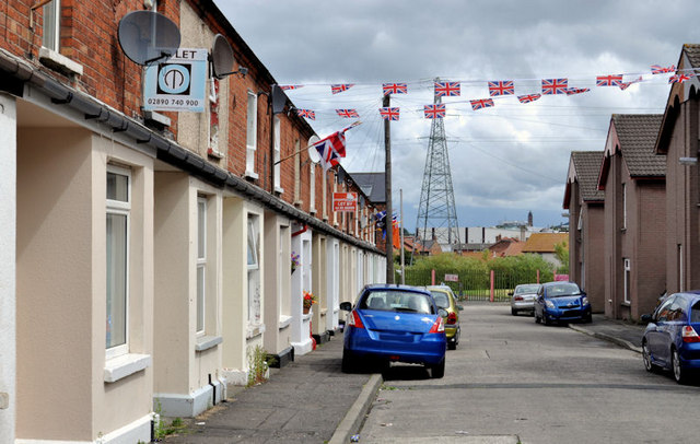 Foxglove Street, Belfast