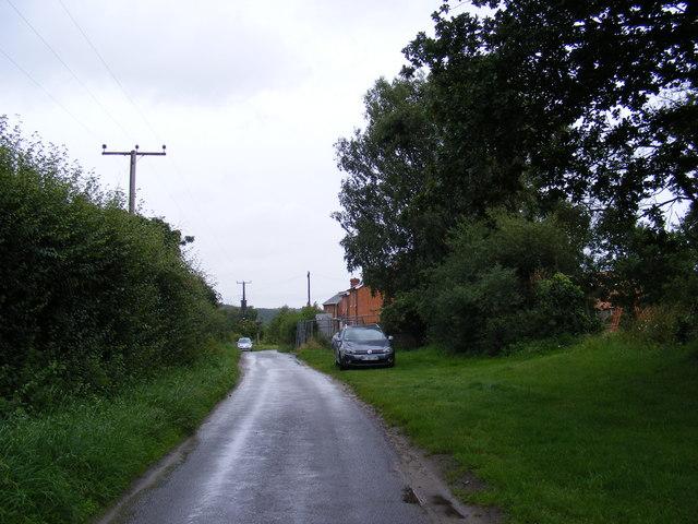 Baker's Hill, Eastbridge