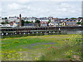 TG5203 : Gorleston seen from South Denes, Yarmouth by Philip